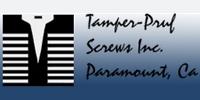 Tamper-Pruf Screw